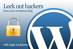 Login LockDown – A WordPress Enhanced Login Security Plugin
