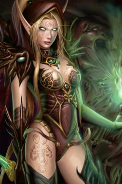 video-game-babe-blood-elf-from-world-o-warcraft-1