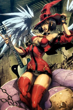 video-game-babe-i-no-from-guilty-gear-1