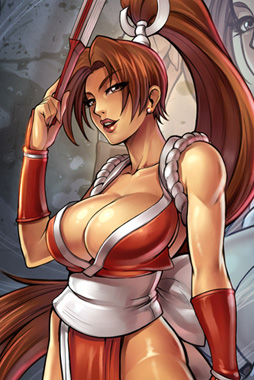 video-game-babe-mai-shiranui-from-fatal-fury-2