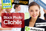 Stock Photo Cliches – Are stock photos destroying the net?