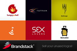 Get paid for all of your logo designs. Don't throw them away!