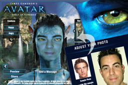 Avatarize yourself! Create your own Avatar movie character