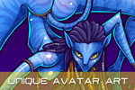 Avatar movie artwork that you may not have seen before