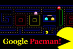 Pacman Google Game is still available!