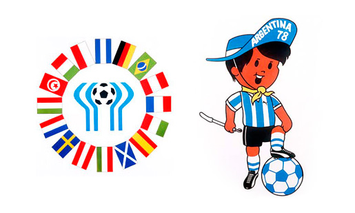 World Cup Argentina 1978 Brand Design