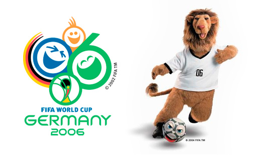 World Cup Germany 2006 Brand Design