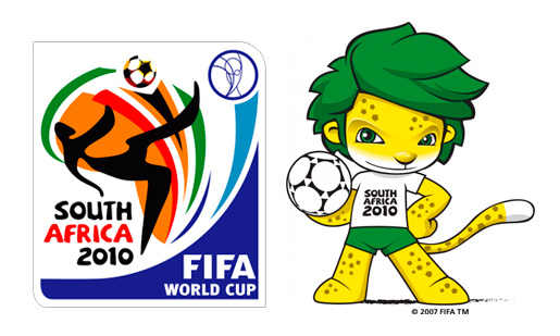 World Cup South Africa 2010 Brand Design