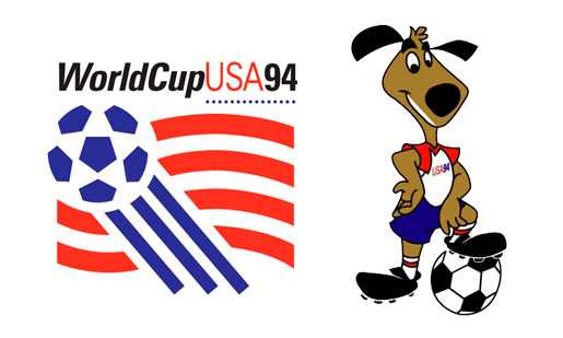 World Cup United States 1994 Brand Design