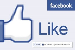 A simple way to add a Facebook like button to your website