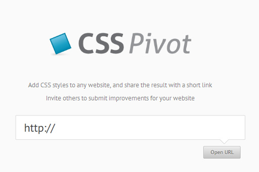 CSS Pivot – Add CSS Styles to Any Website