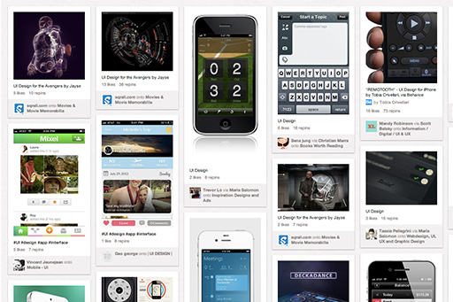 How Designers are Using Pinterest to Gain a Wider Audience
