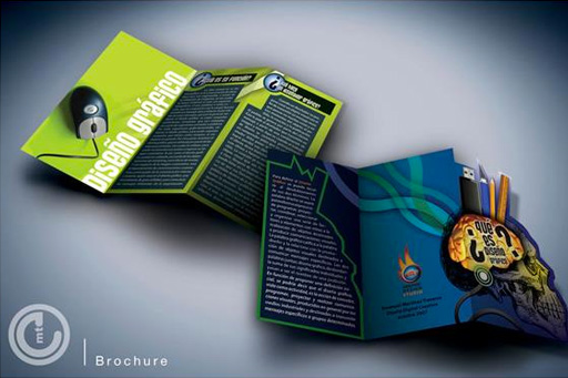 How to represent your brand in your brochure design